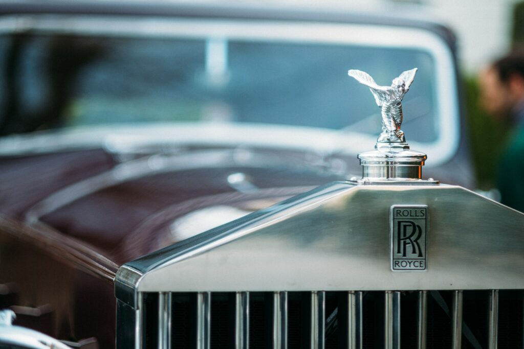 Rolls Royce verzekeren
