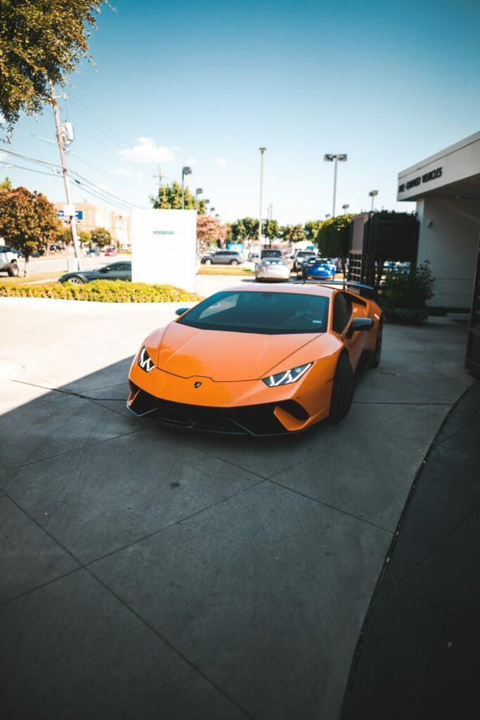 Lamborghini verzekeren